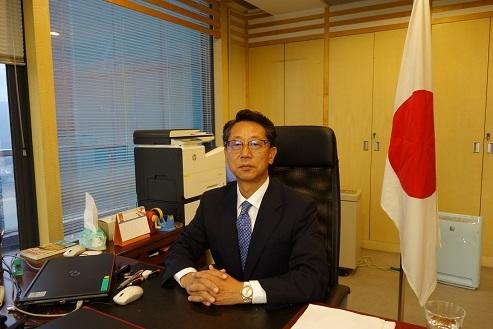 着任のご挨拶 | 在重慶日本国総領事館